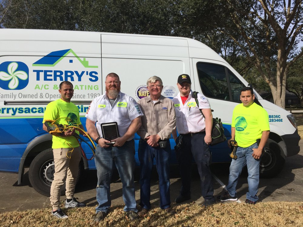 Terry's AC and Heating: Richmond, TX