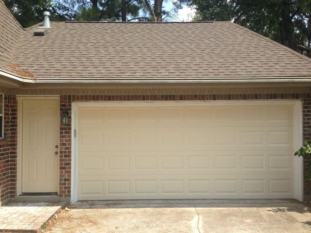 New Clopay Garage Door With Matching Side Entry Door Yelp