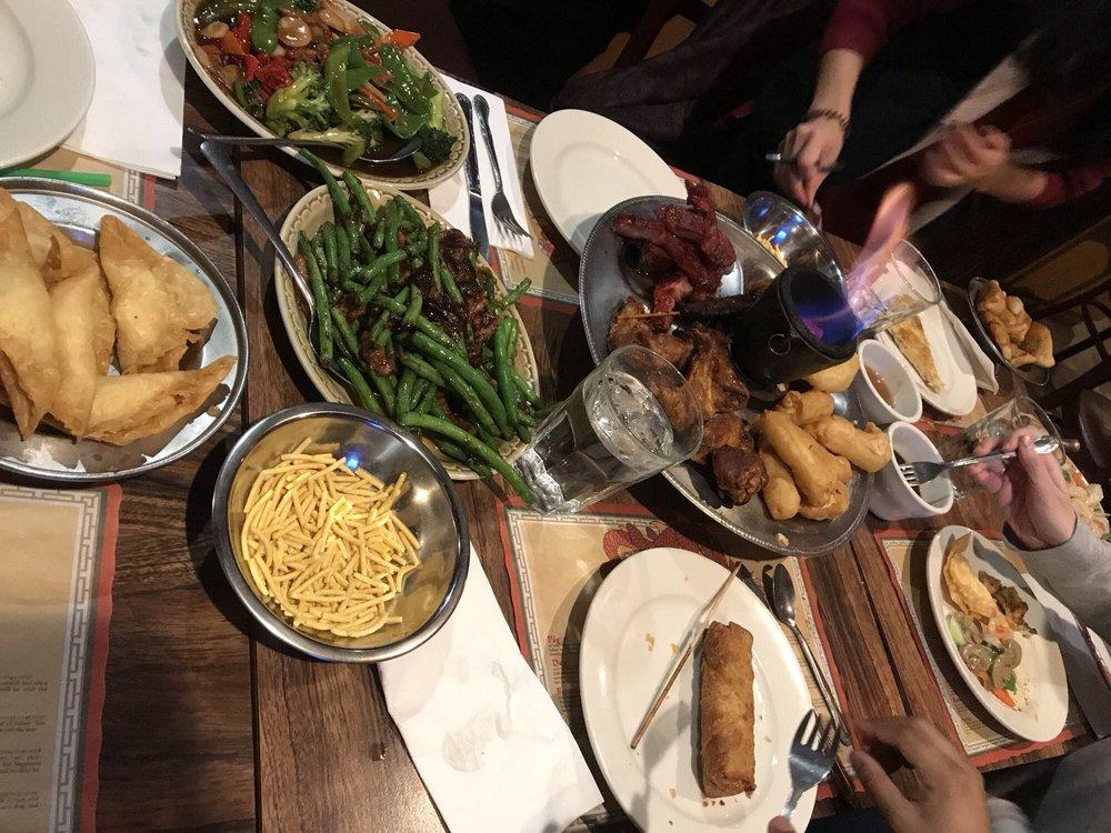 China Ruby Restaurant