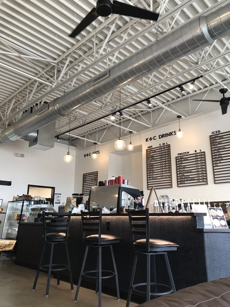 Kairos Coffee: 1593 Rombach Ave, Wilmington, OH