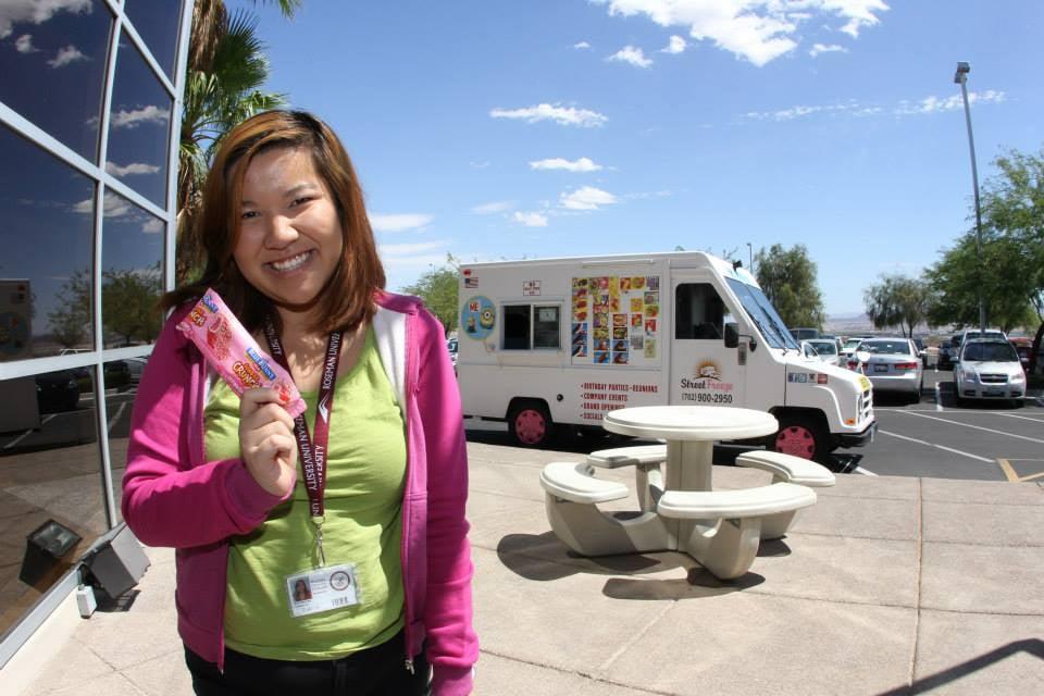 Street Freeze Ice Cream & Party Truck: 4001 S Decatur Blvd, Las Vegas, NV