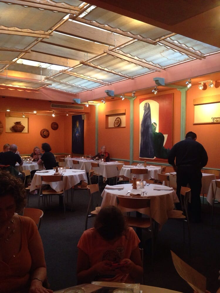 Photo of Santa Fe - New York, NY, United States. The place looks small from the front. ... But there was a large dining room in back!