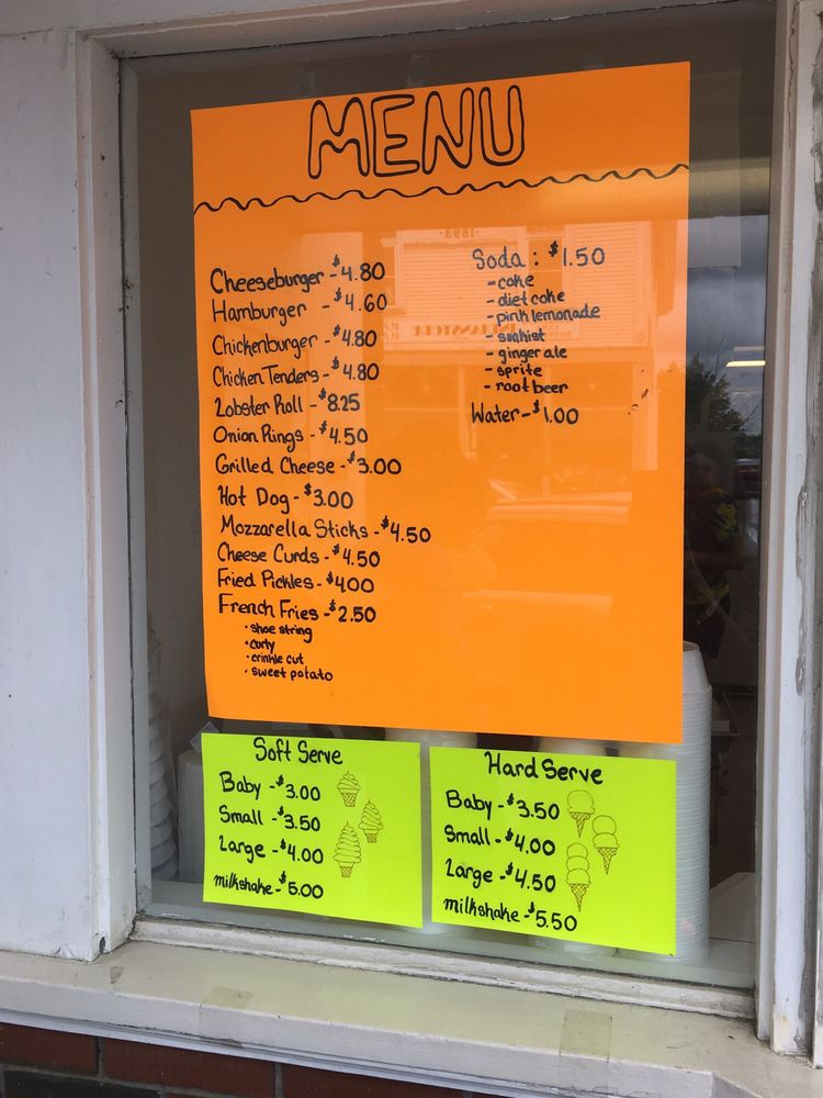 Dairy Bar: 32 Pritham Ave, Greenville, ME