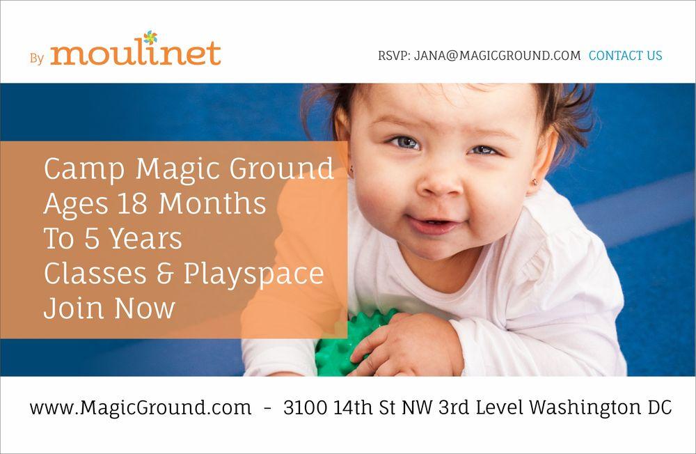 Magic Ground