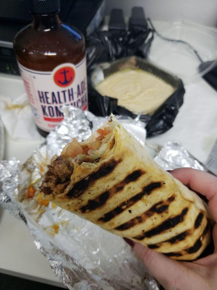 Quick Food Halal: 3810 Broadway St, Oakland, CA