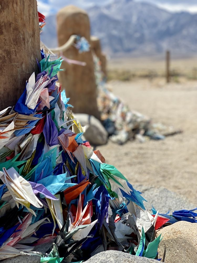 Manzanar National Historic Site: 5001 Hwy 395, Independence, CA