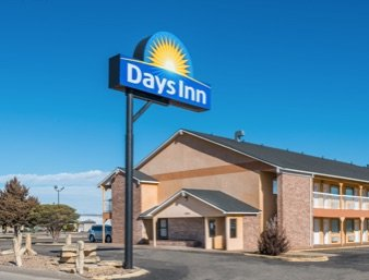 Days Inn by Wyndham Russell: 1225 South Fossil Street, Russell, KS