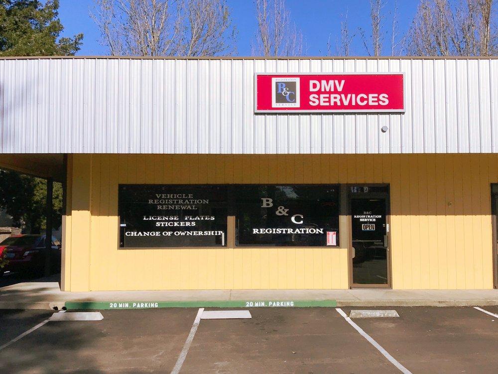 B & C Registration Service: 10 Enterprise Dr, Rohnert Park, CA