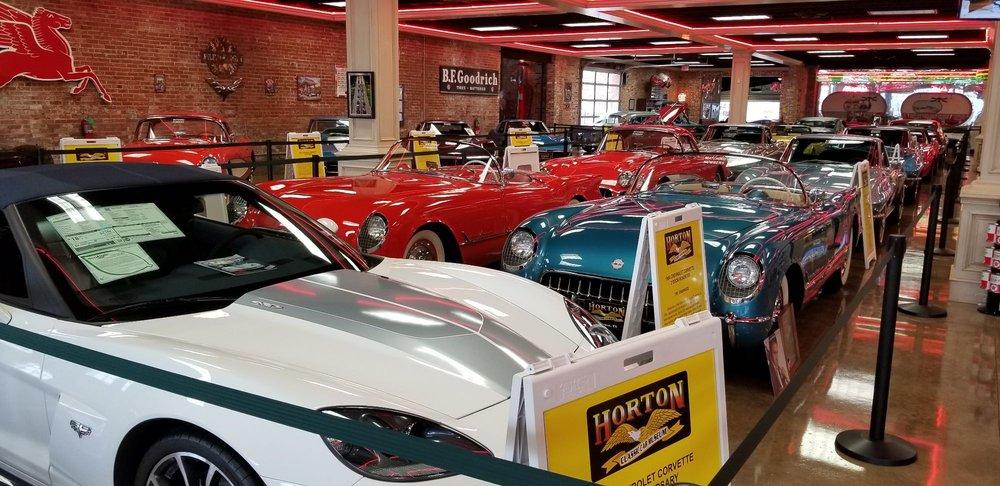 Horton Classic Car Museum: 115 W Walnut St, Nocona, TX
