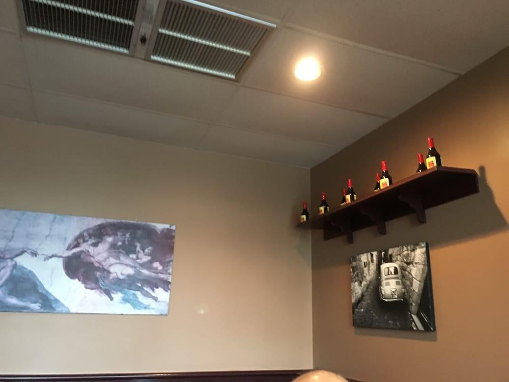 Chianti Cafe Restaurant Calgary Ab