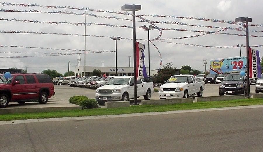 Sames Super Center Request A Quote Car Dealers 802 S Zapata