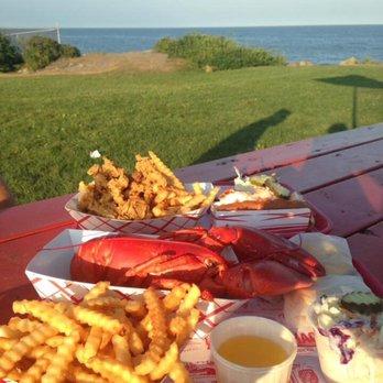 lobster shack cape elizabeth maine