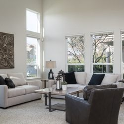 Photo Of Regal House Gallery   Rocklin, CA, United States. Staged Living  Room
