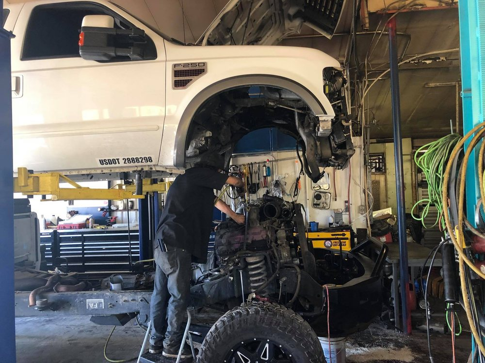 Matts Auto and RV Repair: 316 N Westview Dr, Cedar City, UT