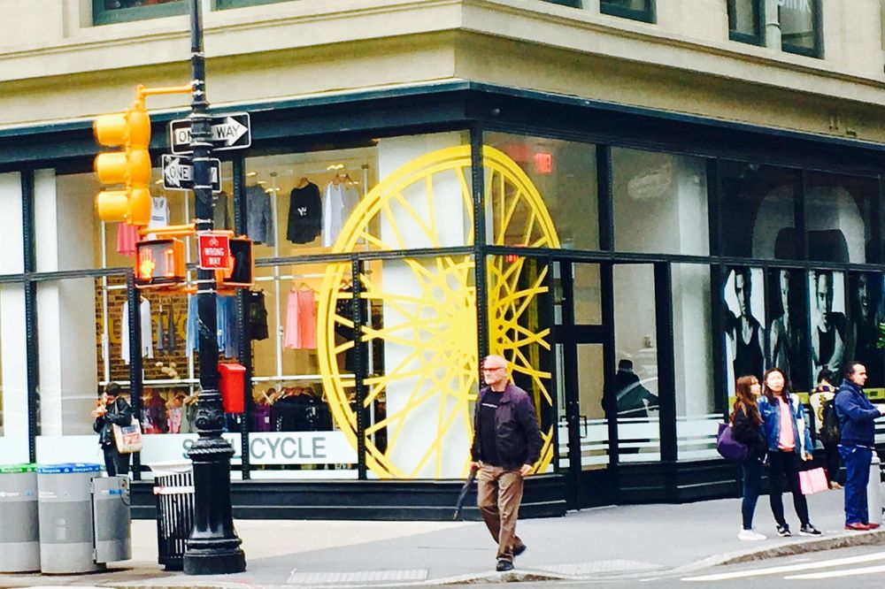 Soulcycle Noho New York City