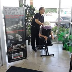 Photo Of Metropolitan Chair Massage   Houston, TX, United States. Sterling  McCall Ford