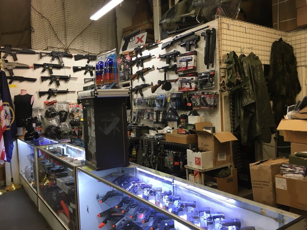 All American Military Surplus: 2584 Fender Ave, Fullerton, CA