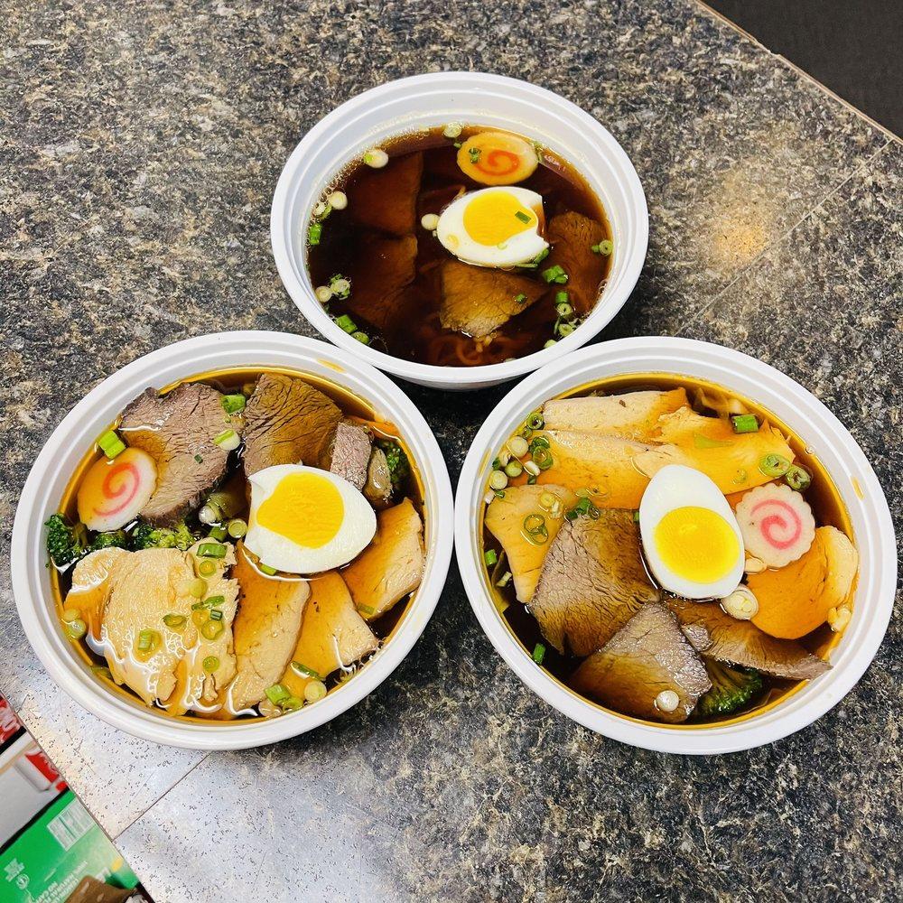 Thai Hot 2 Poke & Ramen: 122 Main St S, Minot, ND