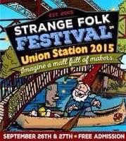Strange Folk Festival: 401 E 5th St, O'Fallon, IL