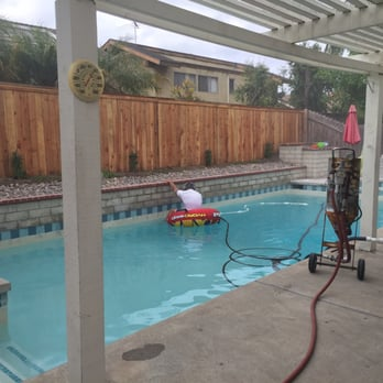 Superior pool tile cleaning 303 photos 26 reviews - How soon can you swim after plastering pool ...