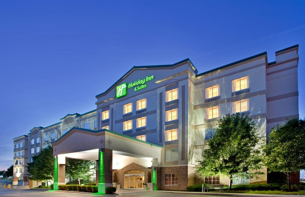 Holiday Inn Overland Park-Conv Ctr: 10920 Nall Ave, Leawood, KS