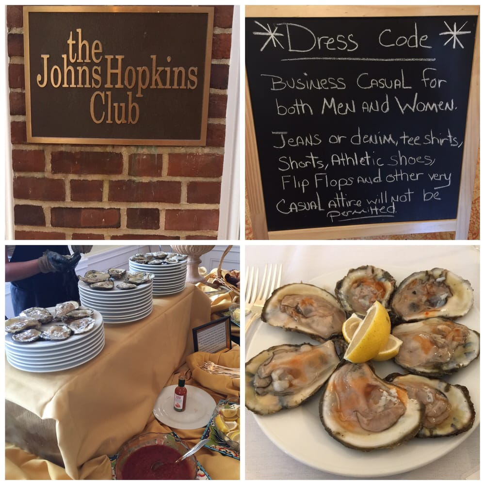 The Johns Hopkins Club