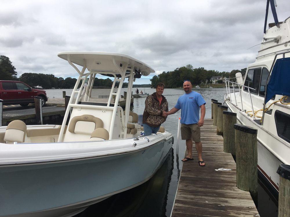 Gootee's Marine: 1439 Hoopers Island Rd, Church Creek, MD