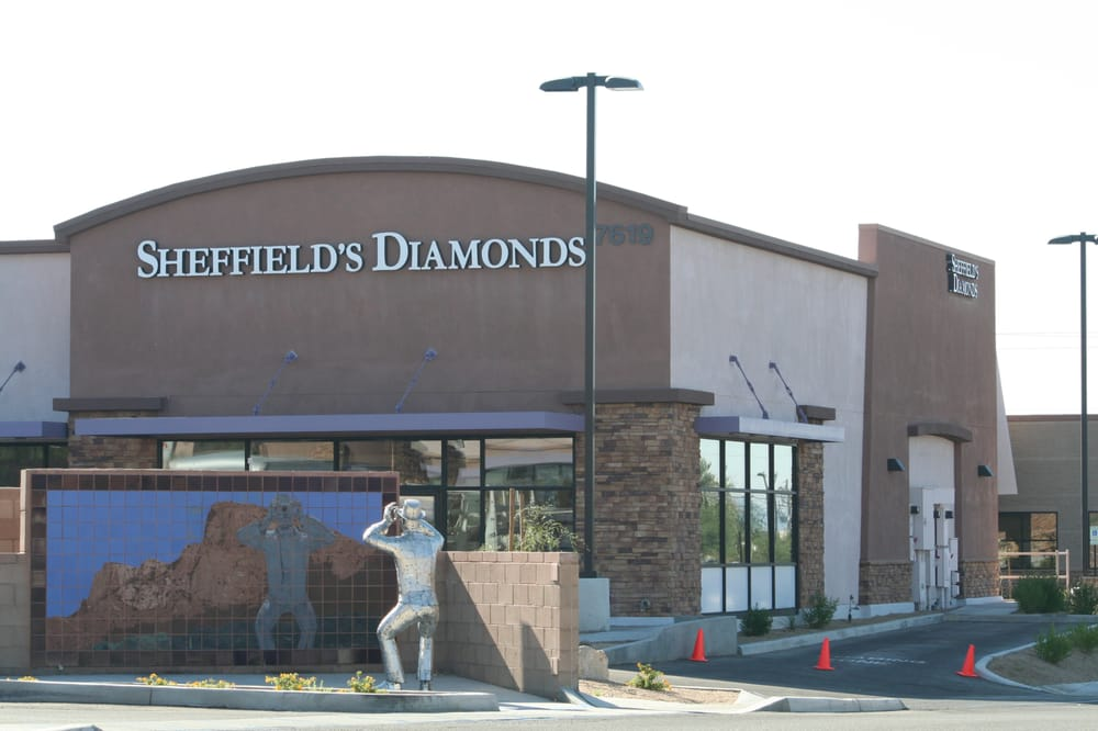 Sheffield's Diamonds