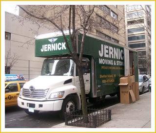 Jernick Moving & Storage