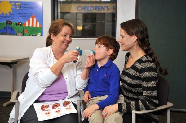 Pediatric Pulmonology and Respiratory Care - Pediatricians