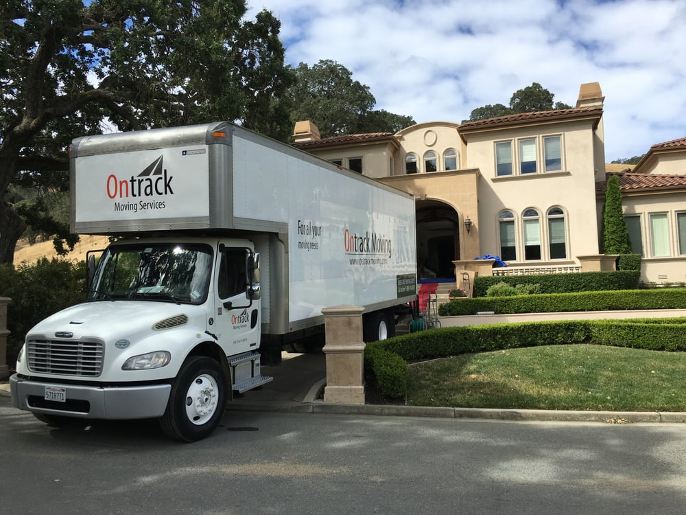 Ontrack Moving: 2189 American Ave, Hayward, CA