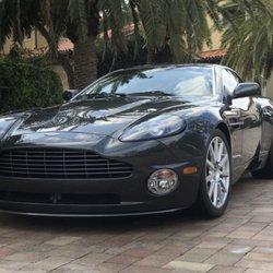 Diamond Pro Mobile Detailing Photos Auto Detailing Naples - Aston martin naples
