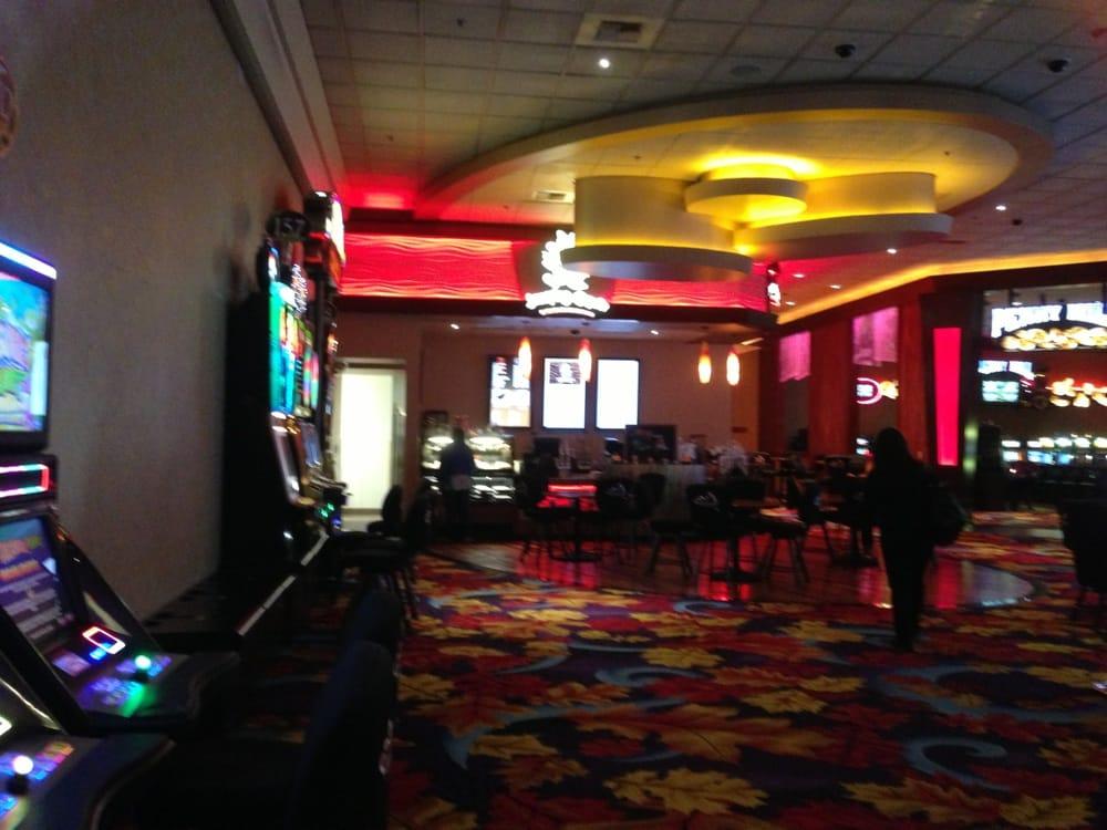 Black oak casino entertainment