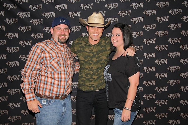 The meet and greet for dustin lynch what a concert it was yelp photo of graham central station longview tx united states the meet and m4hsunfo