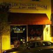 Wake Forest Tea Room Menu