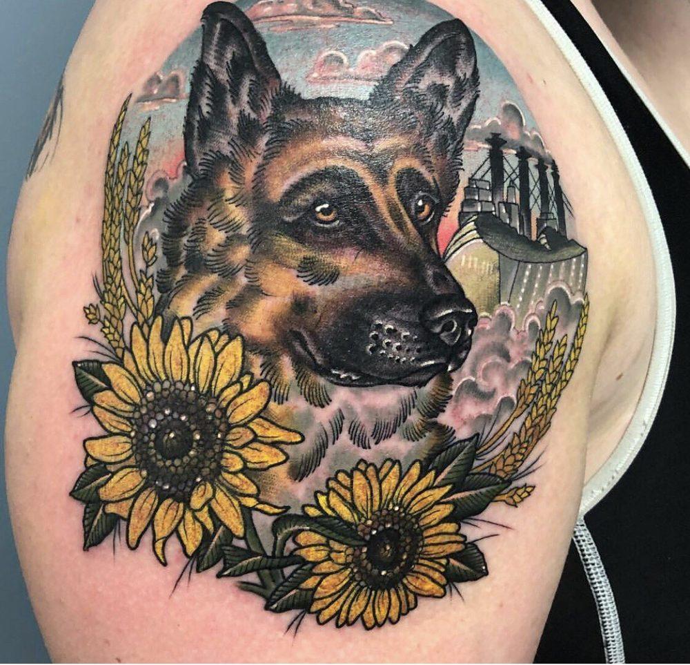 Landlocked Tattoo: 504 NW Englewood Rd, Kansas City, MO