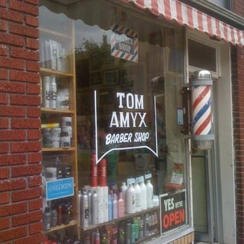 Barber Shop Lawrence Ks : Photo of Amyx Barber Shop - Lawrence, KS, United States. Complete with ...