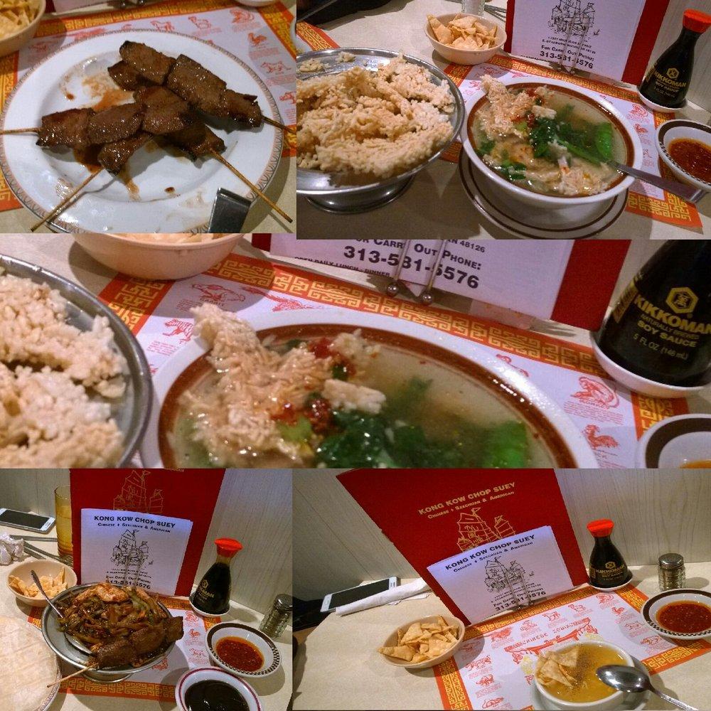 Kong Kow Restaurant: 13337 Michigan Ave, Dearborn, MI