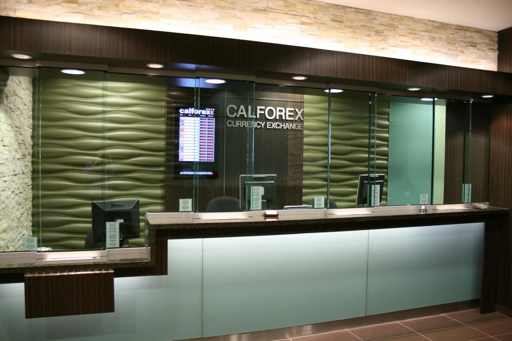 Calforex rate exchange