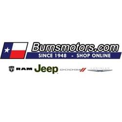 Burns Motors Car Dealers 1300 E Business Hwy 83