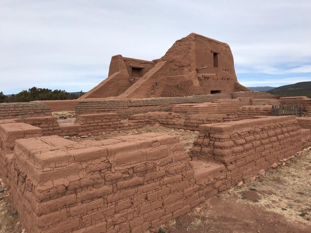 Pecos National Historical Park: Highway 63, Pecos, NM