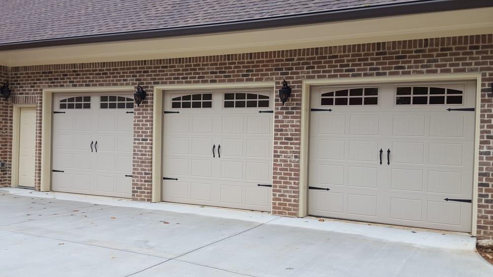 garage door service and repair canton ga stamped steel
