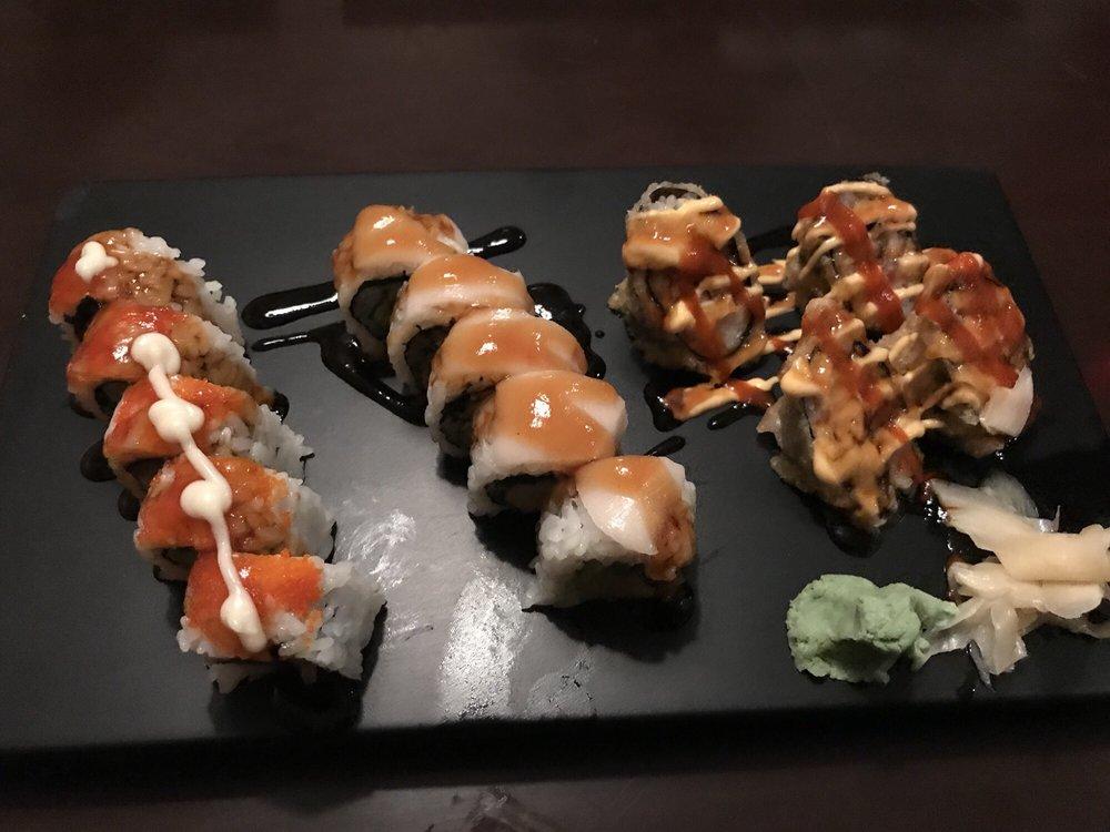 Sakura Japanese Restaurant: 1437 Sam's Dr, Chesapeake, VA