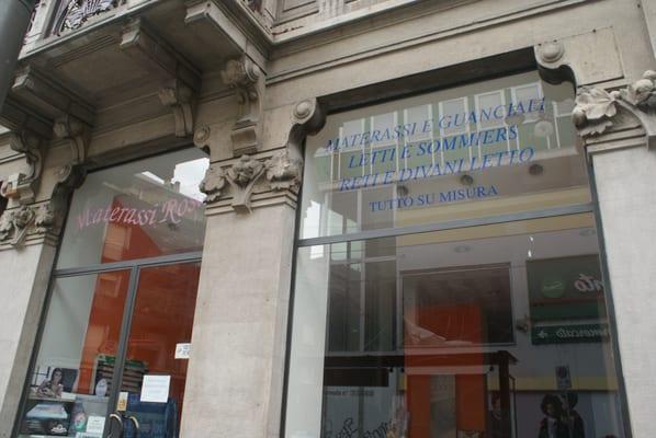 Materassi rosa - Via San Gottardo, 30, Porta Romana, Milan, Italy - Yelp