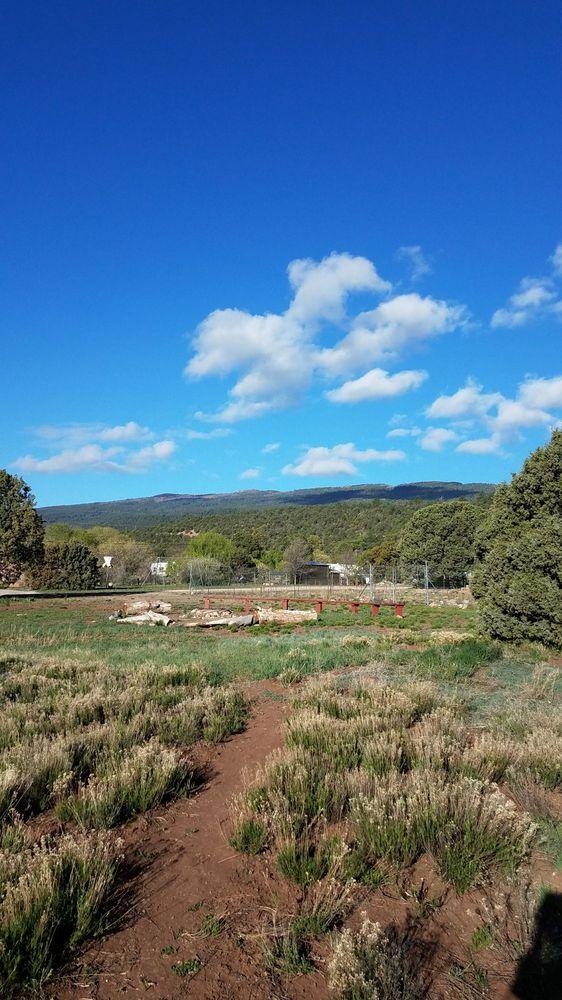 Turquoise Trail Campground & Rv Park: 22 Calvary Rd, Cedar Crest, NM
