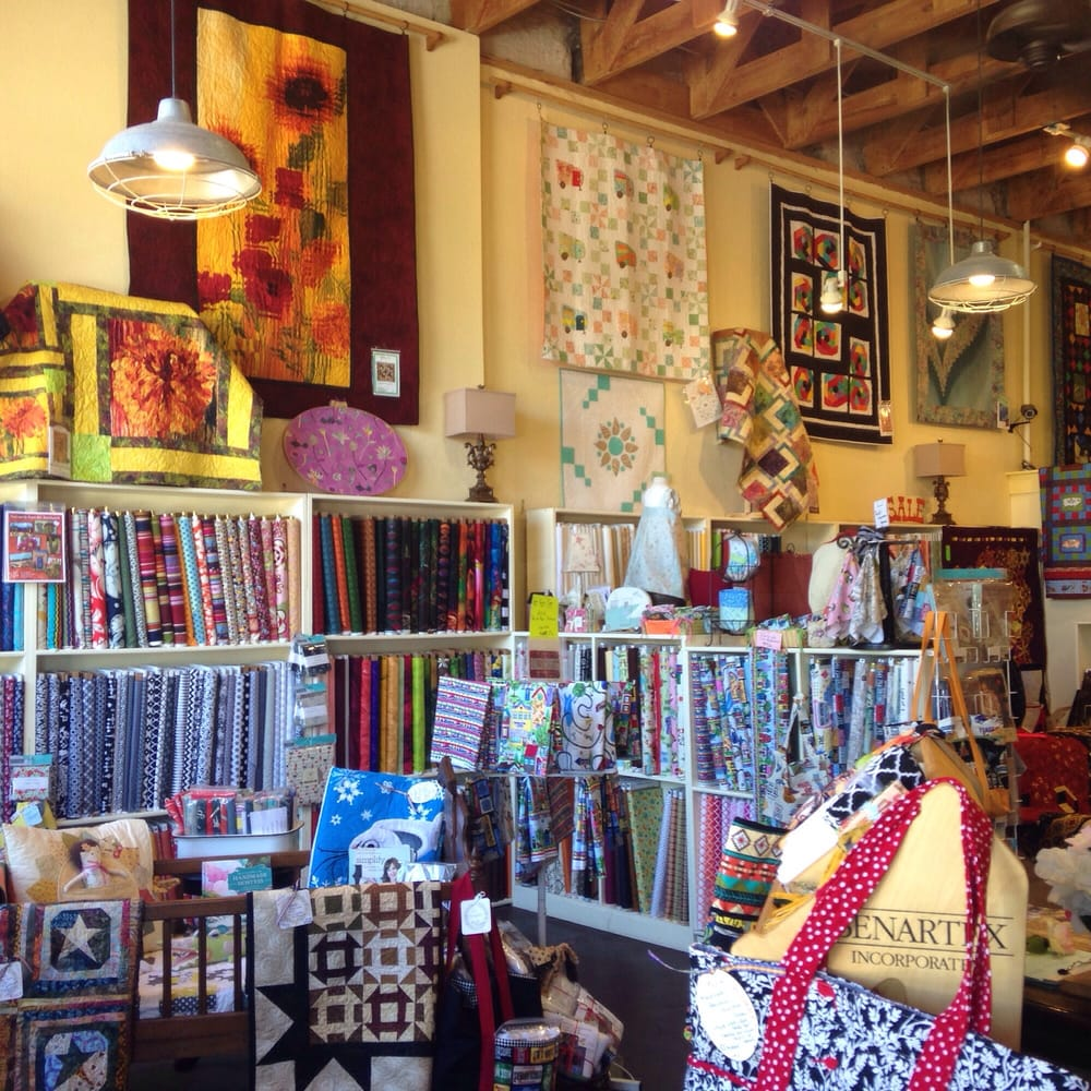 Quilts On Route 66 Fabric Stores 221 W Railroad Ave Williams