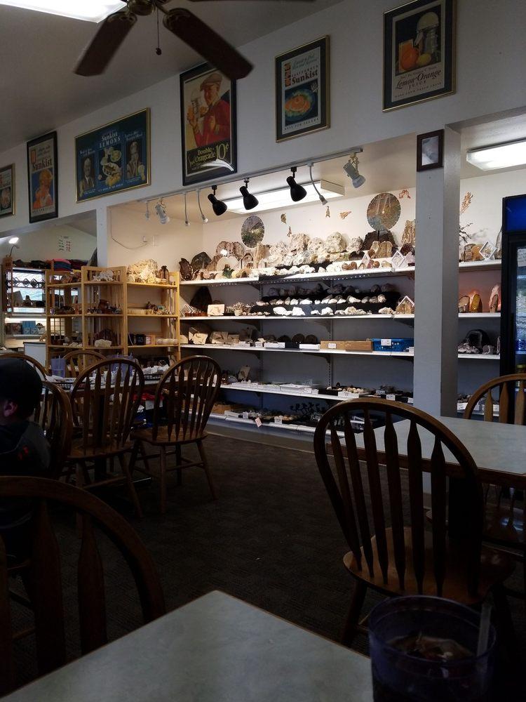 Spencer Cafe: 27 Opal Ave, Spencer, ID