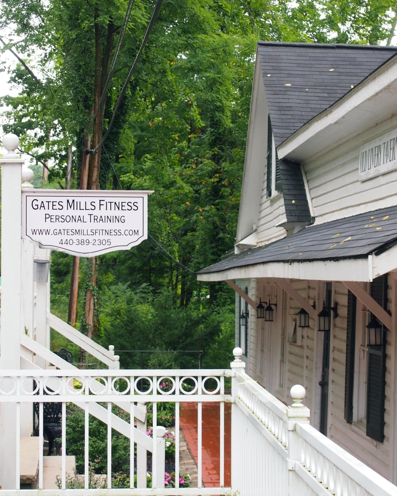 Gates Mills Fitness: 1540 Chagrin River Rd, Gates Mills, OH