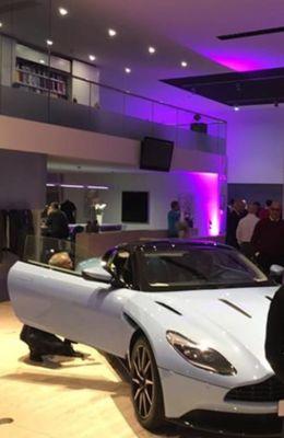 Aston Martin Auto Verkauf - Car Dealers - Eschborner Str. 1 - 3 ...
