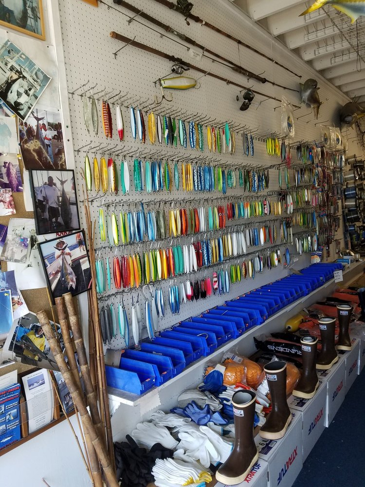 Fisherman's Supplies: 4125 Redondo Beach Blvd, Lawndale, CA